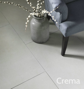 Isle Natural Finish Crema Porcelain Floor Tile