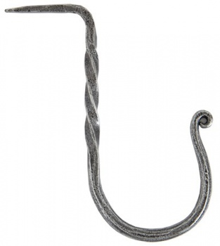Cup Hook 3'' - Pewter