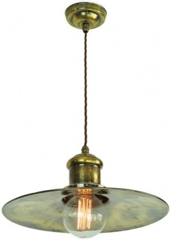 Edison Large Single Pendant