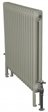 Enderby 2 Column Steel Radiator 710mm 17 Section
