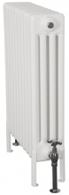 Enderby 4 Column Steel Radiator 710mm 10 Section