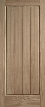 Traditional Oak Internal Door - The Epsom