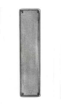 Finesse Genuine Pewter Door Finger Plate