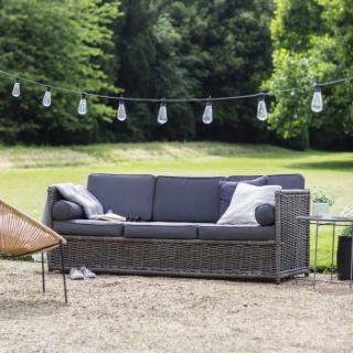 All-weather Rattan Harting Sofa