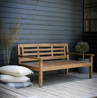 Reclaimed Teak Chastleton Bench