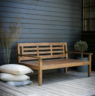 Reclaimed Teak Chastleton Day Bed