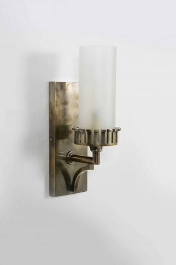 Highlander Single Wall Light