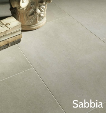 Isle Natural Finish Sabbia Porcelain Floor Tile