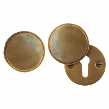 Louis Fraser Round Covered Standard Escutcheon LF760