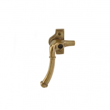 Louis Fraser Ribbed Lockable Casement Fastener LF785