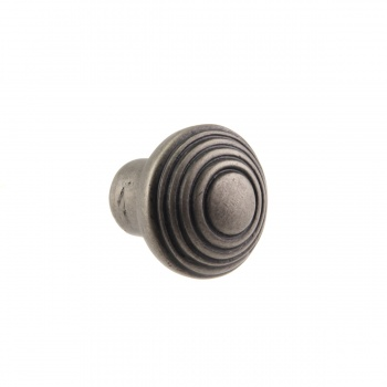 Louis Fraser Ribbed Cabinet Knob LF807