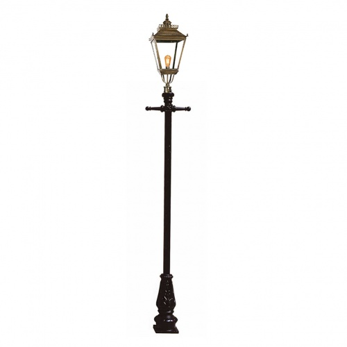 Chateau Lantern with 3″ Post Mount Large