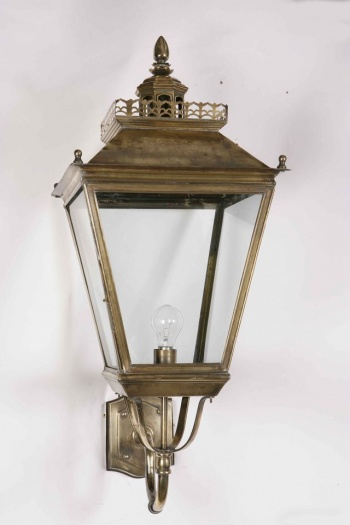 Large Chateau Wall Lamp
