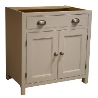 Fitted Kitchen 2 Door 1 Drawer Unit 850