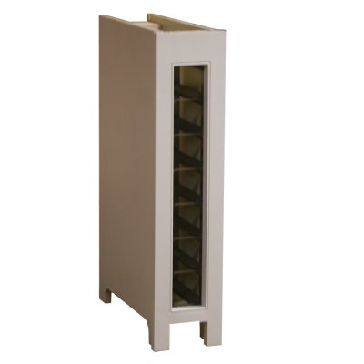 Fitted Kitchen Wine Rack 200