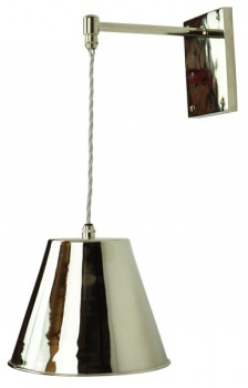 Map Room Adjustable Drop Wall Light