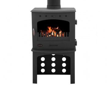 Carron 7.3KW Stove Log Stores