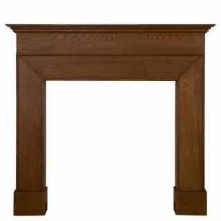 The Nostell Fire Surround - Oak