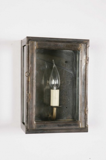 Oxbridge Box Lantern