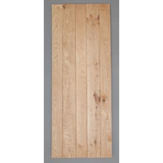 Ledged and Braced Oak Doors - Butt and Bead