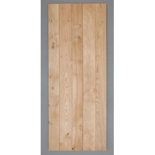 Ledged and Braced Oak Doors - V Groove