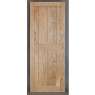 Framed Ledged and Braced Oak Doors