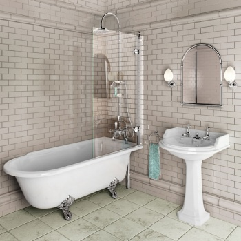 Burlington Bath Screen
