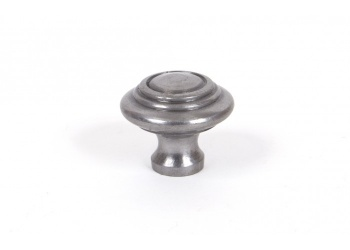 Small Cabinet Knob - Natural Smooth