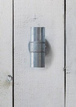 St.Ives Galvanised Up & Down Light