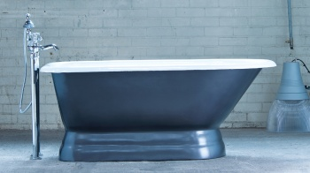 Toulouse Cast Iron Bath