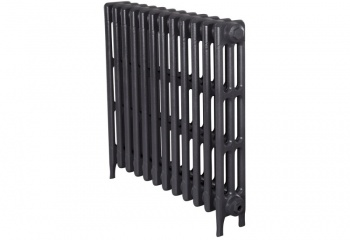 Victorian 3 Cast Iron Radiators 735mm - 12 Section