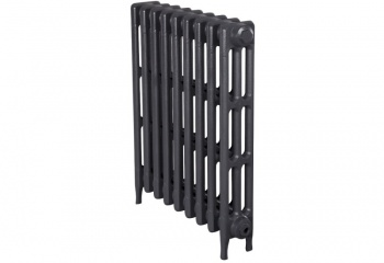 Victorian 3 Cast Iron Radiators 735mm - 9 Section