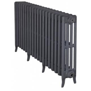 Victorian 4 Cast Iron Radiators 810mm - 19 Section