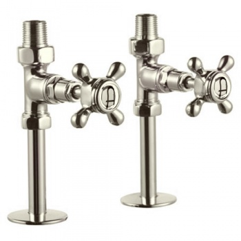 Arcade Bathrooms Straight Radiator Valves