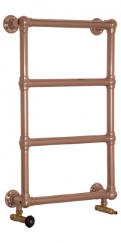 Bassingham Towel Rail - Copper
