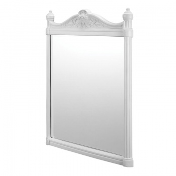 Burlington Bathrooms White Mirror