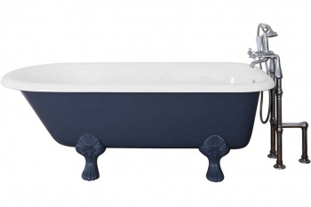 Cast Iron Baths - The Cambridge