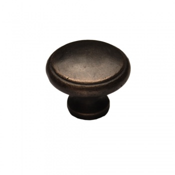 Cardea Bronze Cupboard Knob - 3 Sizes