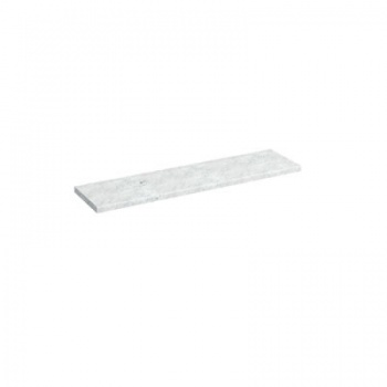 Minerva worktop - Carrara White 120cm