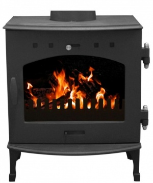Carron Matt Black 4.7kW DEFRA Smoke Exempt Multifuel Stove