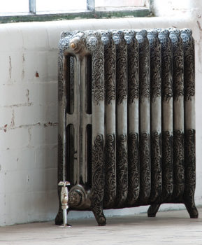 Montmartre Arroll Cast Iron Radiators 470mm
