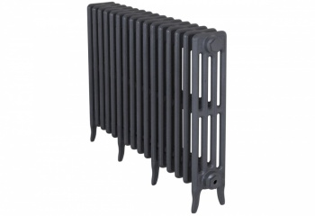 Victorian 4 Cast Iron Radiators 660mm - 16 Section