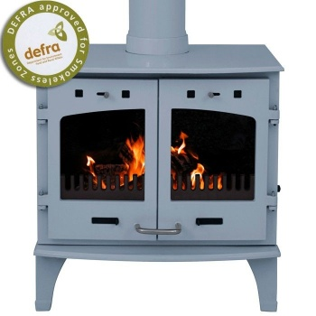 Carron 11KW Stove China Blue