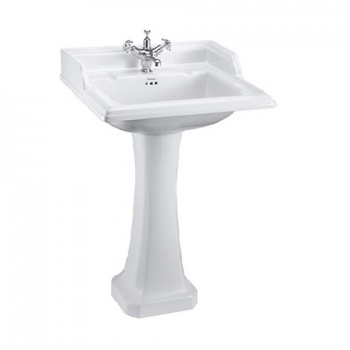 Classic 65cm Basin and Regal Pedestal