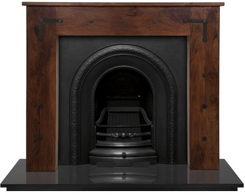 The Ce Lux Cast Iron Fireplace Package