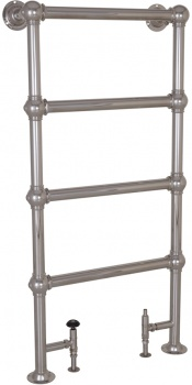 Colossus 1300x650 Towel Rail - Nickel