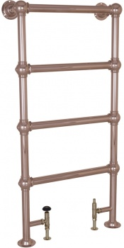 Colossus 1300x650 Towel Rail - Chrome, Nickel & Copper