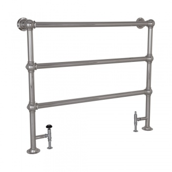 Colossus 1000x1150 Towel Rail -  Nickel