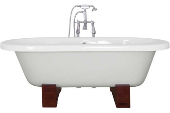 Cast Iron Baths - The Cranford