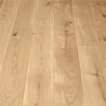 21/6mm Unfinished Engineered Oak Flooring 150-260mm
